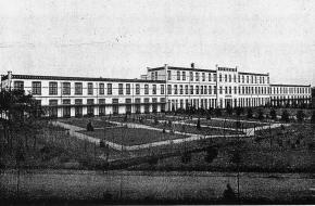 Hoofdgebouw Apeldoornsche Bosch