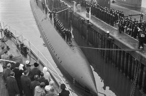 Onderzeeboot Dolfijn