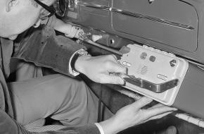 dr. R. J. Meijer heeft de semafoon 1,5 jaar op proef gehad