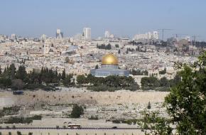 grenzen van israel