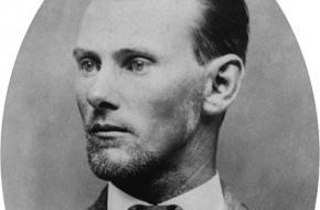 Jesse James - Een Inhalige overvaller of toch een moderne Robin Hood?