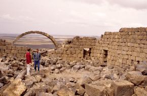 Ruïnes in Jordanië