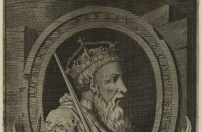 Robert the Bruce koning van Schotland