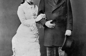 Koningin Emma Koning Willem III