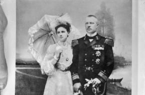 Huwelijk koningin Wilhelmina