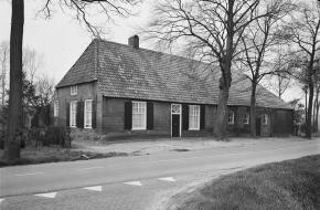 De langhuisboerderij is afgeleid van de Hallenhuisgroep.