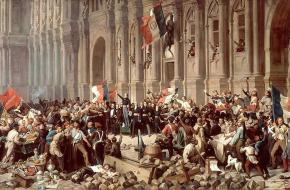 Revolutie 1848 Frankrijk
