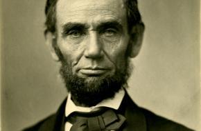 Abraham Lincoln 16e president Verenigde Staten