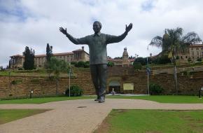 Nelson Mandela Monument Pretoria