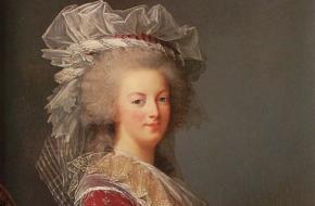 Marie Antoinette, de impopulaire koningin van Frankrijk.