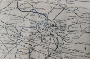 Sovjet kaarten Nederland