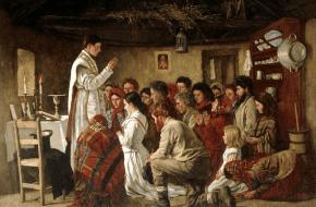 Katholieke kerk Ierland geschiedenis