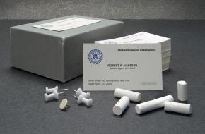 Robert Hanssen dubbelspion van de FBI
