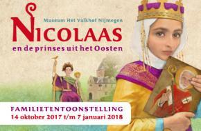 Nicolaas en de prinses uit het Oosten