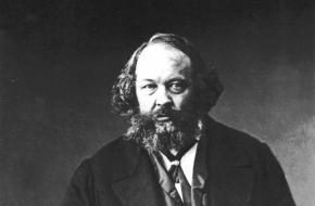Michail Bakoenin filosoof Anarchisme