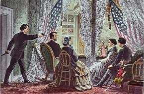Hoe werd Abraham Lincoln vermoord?