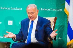 De Israëlische premier Netanyahu in 2016.