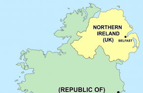 grens ierland noord-ierland