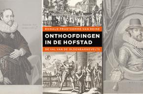 Onthoofdingen in de Hofstad - Ronald Prud'homme van Reine