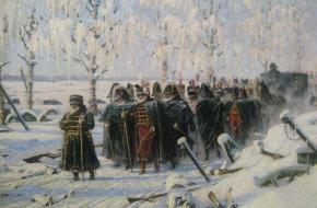 Napoleon Rusland
