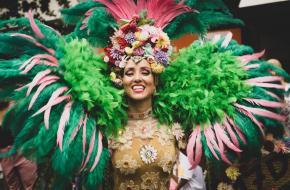 Carnaval Rio de Janeiro dans