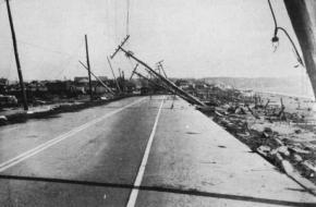 Orkaan Amerika Schade