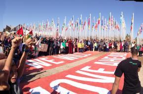 Greenpeace bij VN