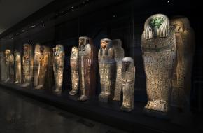 Rijks Museum van Oudheden Goden van Egypte