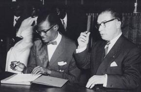 Onafhankelijkheid Congo Lumumba