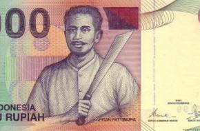 Thomas Matulessy, of Pattimura, die in 1817 de leiding had over een opstand in Nederlands-Indië tegen Nederland