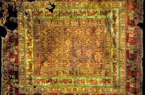 Perzisch Tapijt geschiedenis