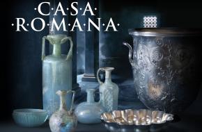 In het Rijksmuseum van Oudheden in Leiden was van mei tot en met september de tentoonstelling 'Casa Romana' te zien.
