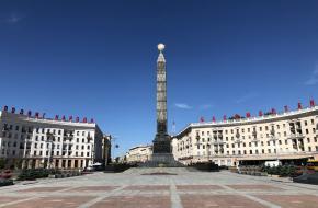 Loekasjenko Wit-Rusland