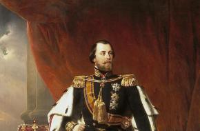 Koning Willem III der Nederlanden