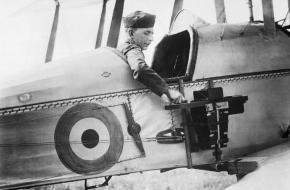 Geschiedenis van de luchtfotografie