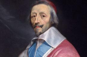 Armand Jean du Plessis Kardinaal Richelieu