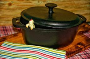 geschiedenis van de braadpan