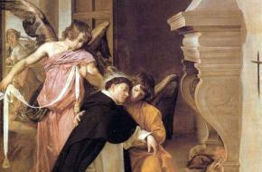 Thomas van Aquino engelachtige leraar