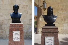 Saladin en Baibars