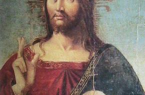 Salvador Mundi, het schilderij van da Vinci
