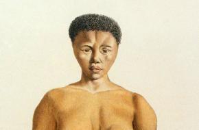 Saartjie Baartman Hottentot Venus biografie