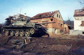 Joegoslavische burgeroorlog