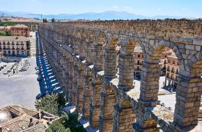 drinkwater geschiedenis aquaduct