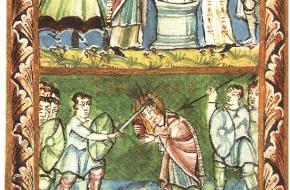 Bonifatius vermoord