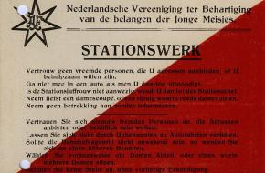 Richtlijnen stationswerker
