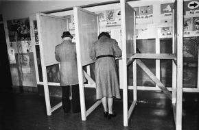 democratie stemmen gemeenteraadsverkiezingen