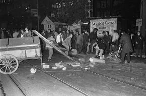 Studentenprotesten 1968 1969