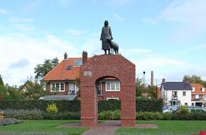 Tante Riek memorial Winterswijk