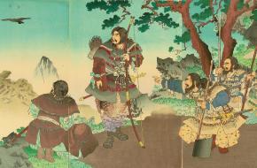 Eerste keizer van Japan