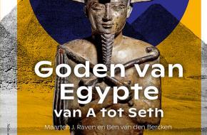 """Win het boek """"Goden van Egypte van A tot Seth"""""""